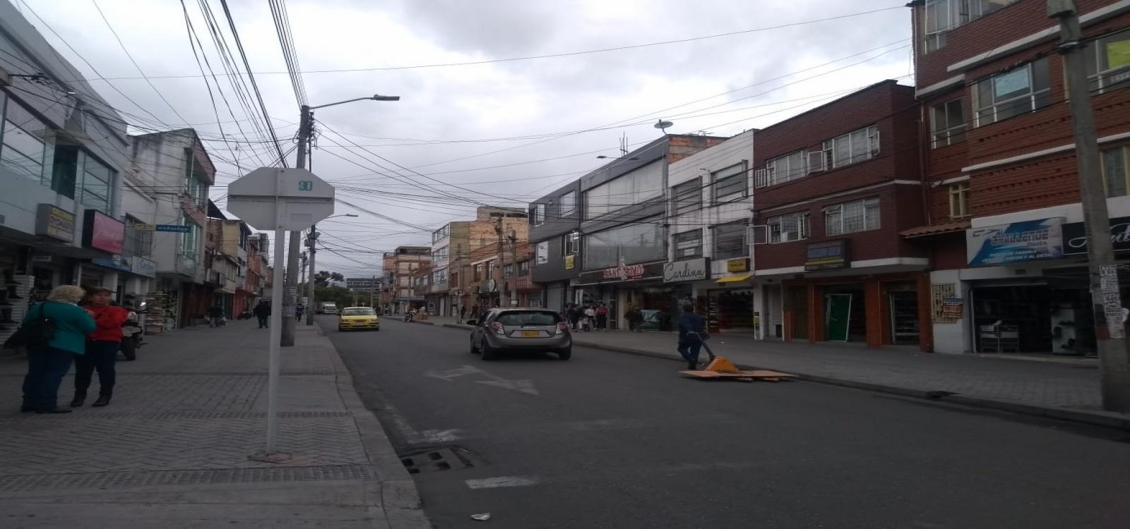 17 75 9 a, Bogotá, Sur, Sociego, ,1 BañoBathrooms,Bodegas,Venta,9 a,2210