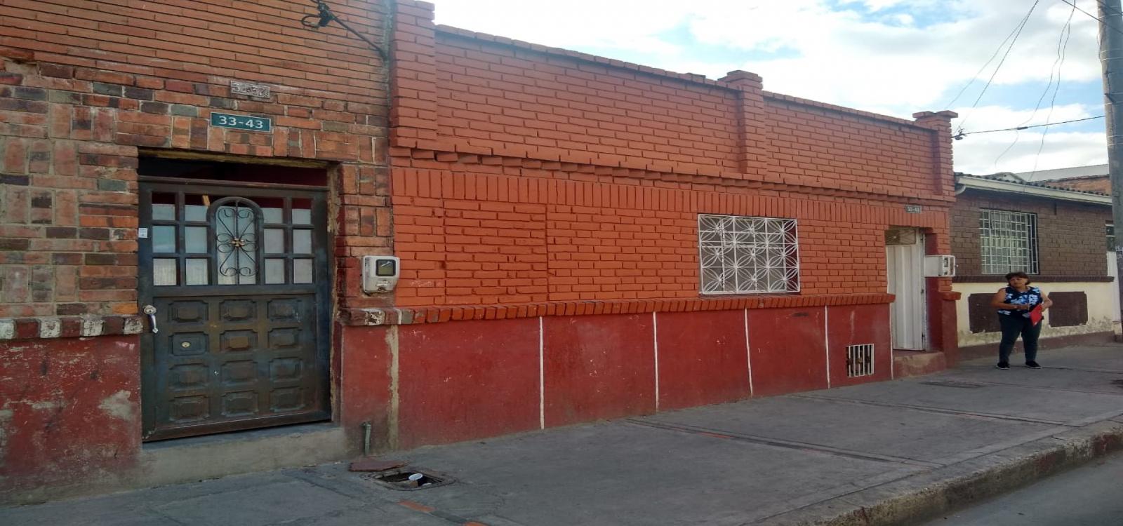 33 CALLE 55 A SUR, Bogotá, Sur, San Vicente Ferrer, 5 Habitaciones Habitaciones,Casas,Venta,CALLE 55 A SUR,2443