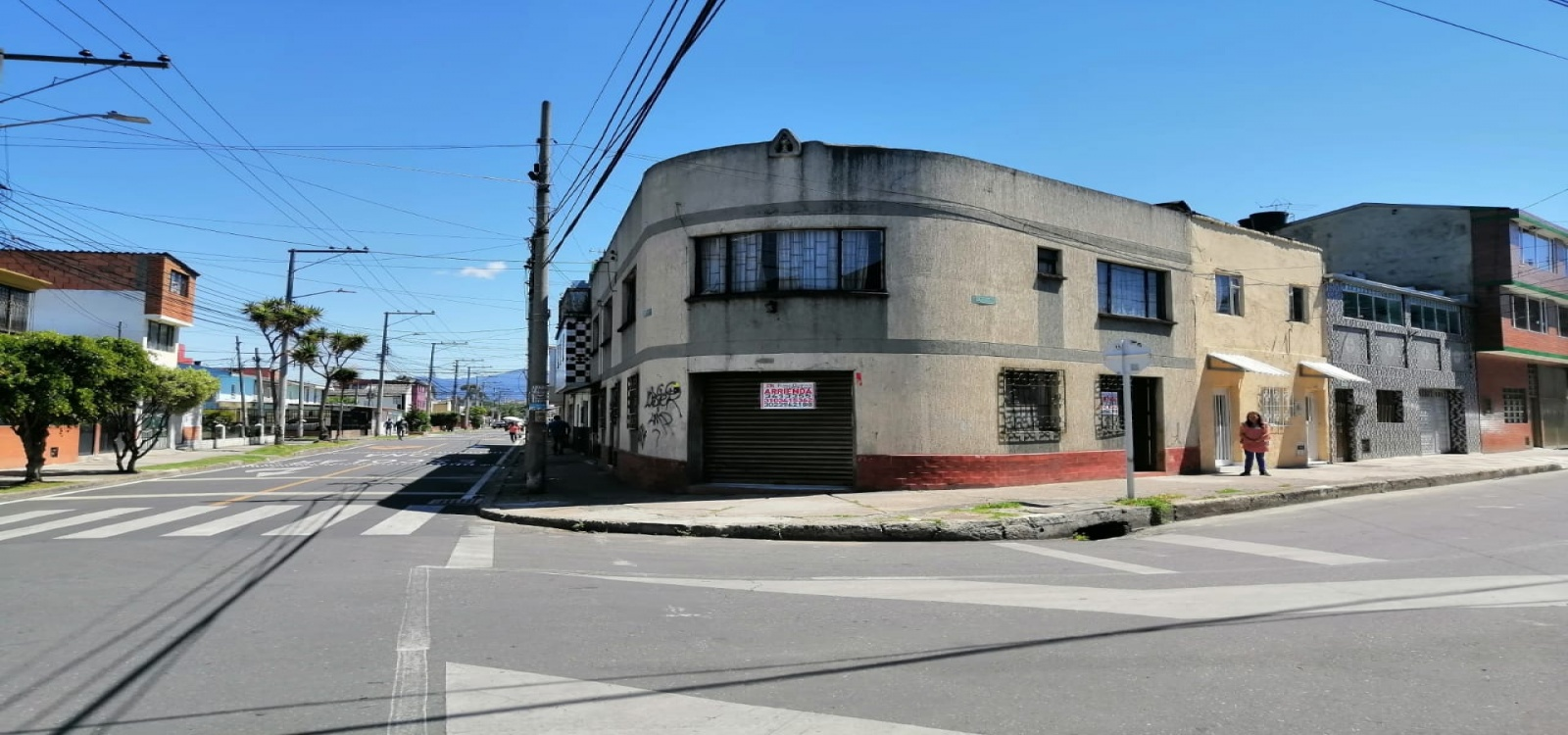 17 b 34 sur 29 b, Bogotá, Sur, La Fragua, 1 Habitación Habitaciones,2 BathroomsBathrooms,Locales,Arriendo,29 b ,2445