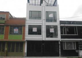 41-63 2 F,Bogotá,Occidente,El Jazmin,2 Habitaciones Habitaciones,1 BañoLavabos,Apartamentos,2 F,1239
