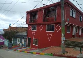 57 73 SUR CARRERA 16 ESTE, Bogotá, Sur, San Rafael Sur Oriental, 8 Habitaciones Habitaciones,4 BathroomsBathrooms,Casas,Venta,CARRERA 16 ESTE,1902