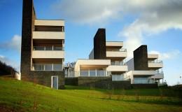 Modern flats apartment