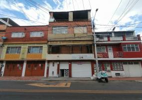 CARRERA 53B # 4F- 45, Bogotá, Sur, San Rafael Sur Oriental, ,2 BathroomsBathrooms,Bodegas,Arriendo,CARRERA 53B # 4F- 45,3165