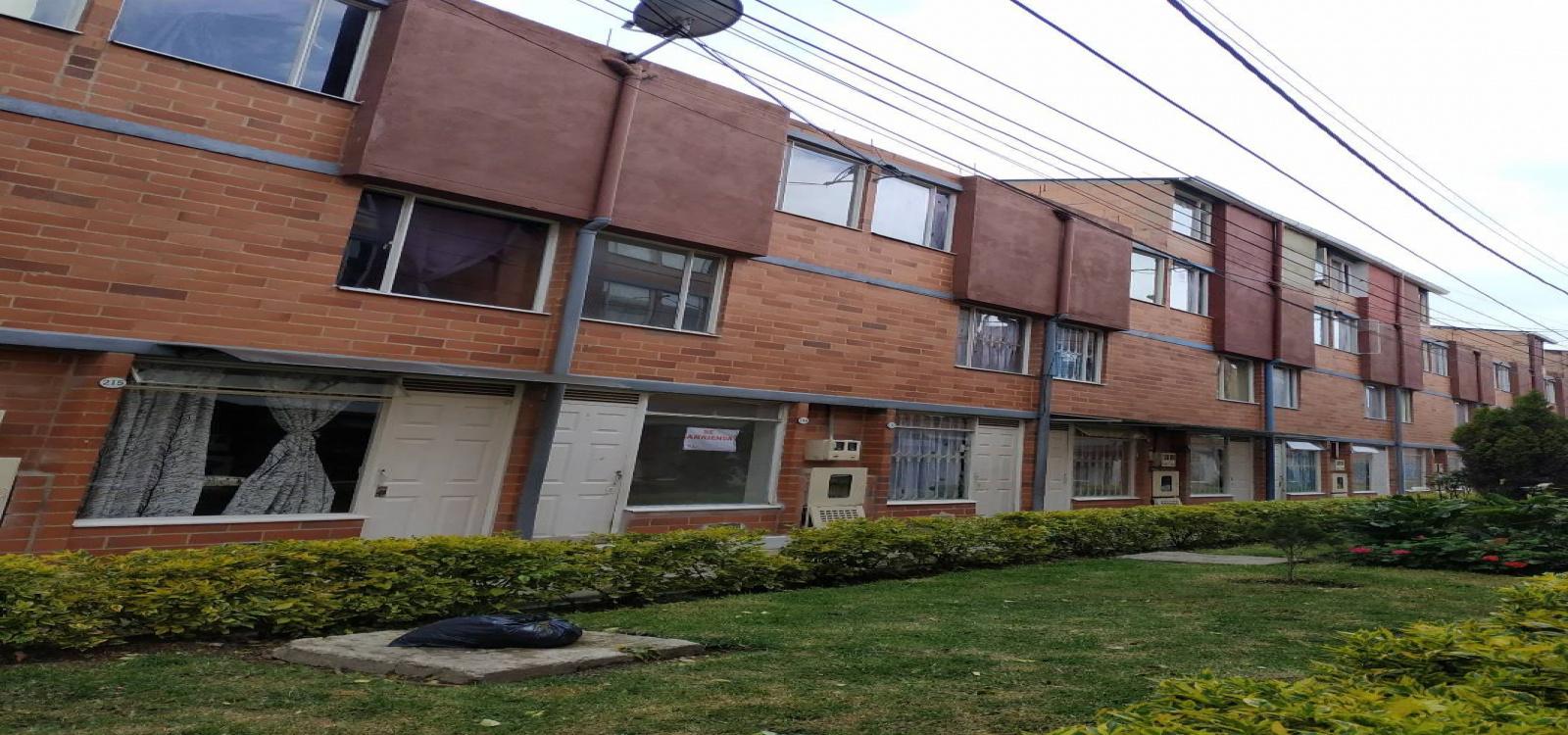 5 41 casa 214 TRANS 4 d, Soacha, San Mateo, San Mateo, 2 Habitaciones Habitaciones,1 BañoBathrooms,Casas,Venta,conjunto bosques de zapan 4,TRANS 4 d,3333